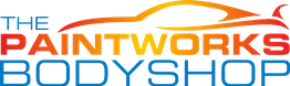 The Paintworks Bodyshop Logo
